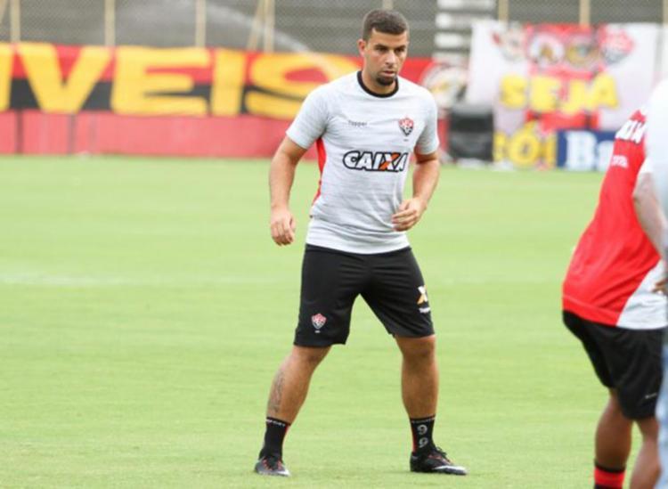 Atacante de 33 anos tem 24 jogos oficiais pelo Leão em 2018, com oito gols - Foto: Tiago Caldas | Arena Rubro-Negra