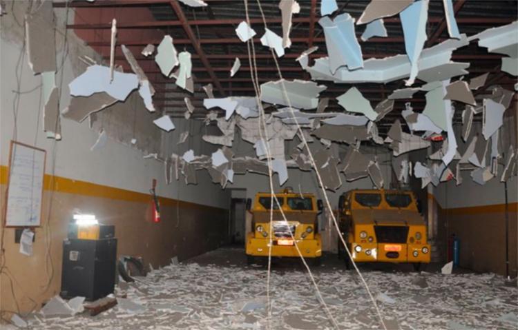 Ataque a empresa de valores causa terror em Eunápolis - Foto: Reprodução | Radar 64