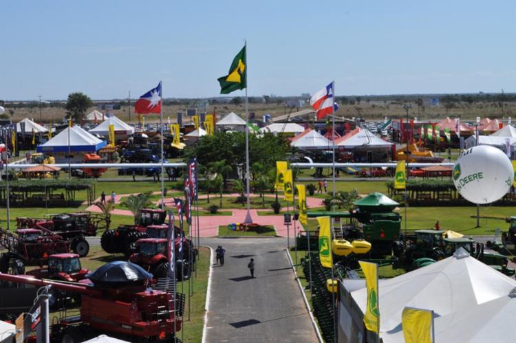A feira é uma das maiores do país em volume de negócios - Foto: Divulgação/BFS