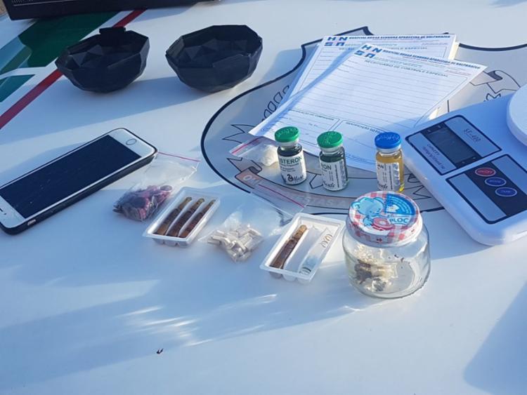 Drogas eram vendidas por meio de perfil falso - Foto: Divulgação | Polícia Civil