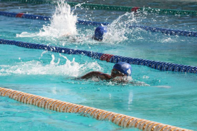 Aulas serão realizadas nas piscinas da Bonocô, CAB e Centro Pan-Americano,em Lauro de Freitas - Foto: Ascom   Sudesb