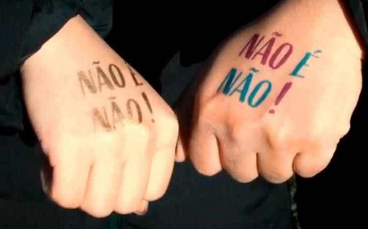 Evento busca trazer mais visibilidade e prestar solidariedade às mulheres vítimas de abuso - Foto: Reprodução | Youtube