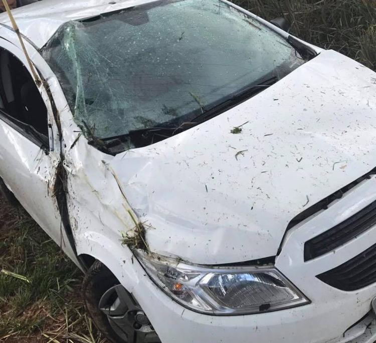 Marcell Moraes estava acompanhada de assessores no momento do acidente - Foto: Reprodução | Facebook