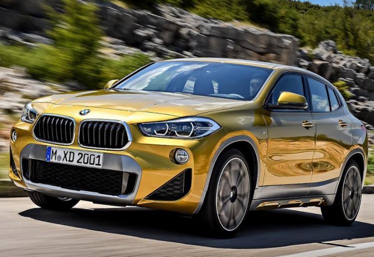 BMW X2 inicia pré-venda com preços a partir de R$ 211.950 - Foto: Divulgação
