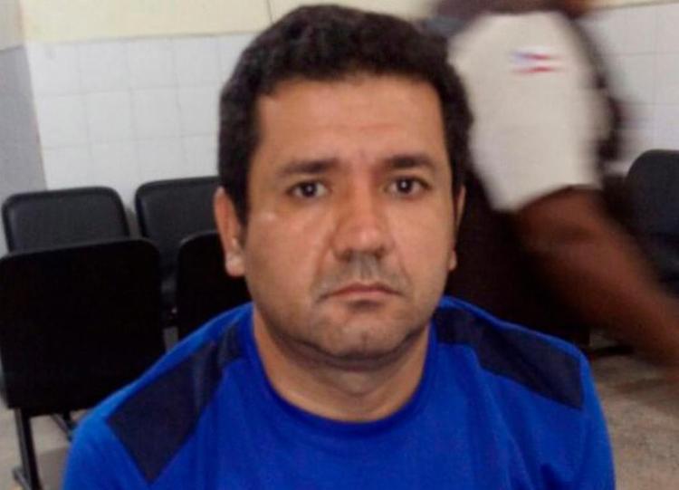 Michel Nicolas da Silva Cruz tinha mandado de prisão em aberto - Foto: Divulgação   SSP