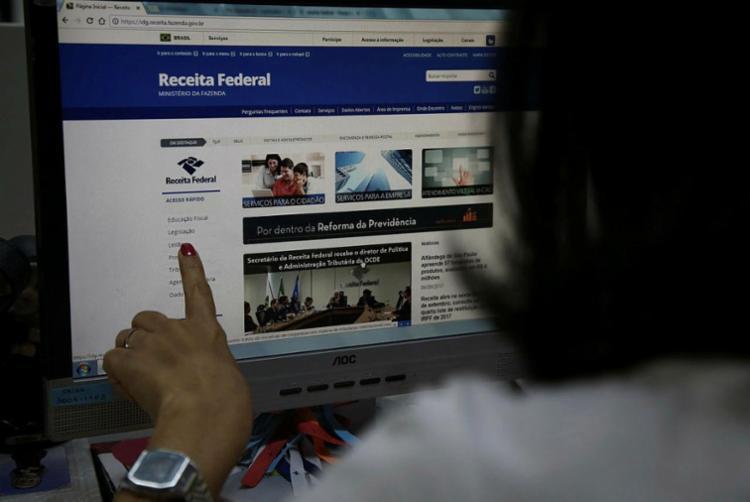 Dedução da doação social prevista pelo ECA será indicada no momento da declaração do IR - Foto: Joá Souza | Ag. A TARDE