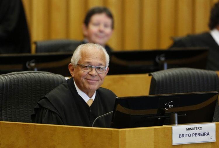 João Batista Brito Pereira é presidente do TST - Foto: Divulgação | TST