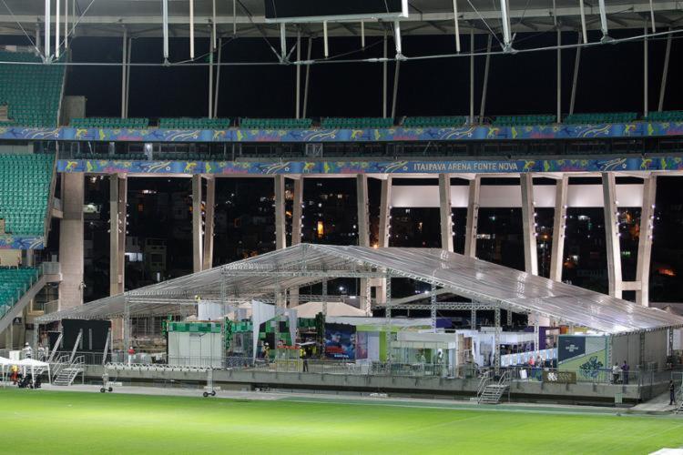 Evento será realizado na Arena Fonte Nova, em Salvador - Foto: Mila Cordeiro | Ag. A Tarde