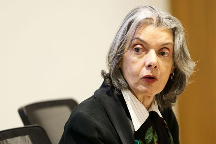 Ministra se reuniu com parlamentares que pressionaram para caso ser julgado - Foto: Marcelo Camargo l Agência Brasil