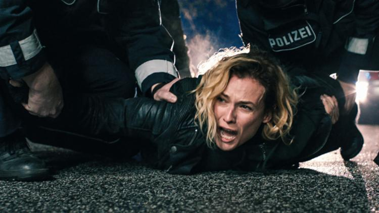 Diane Kruger busca vingança do assassino de sua família que foi solto - Foto: Divulgação