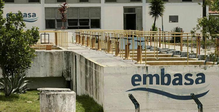 Concurso público da Embasa vai preencher 600 vagas - Foto: Joá Souza | Ag. A TARDE | 16.09.09