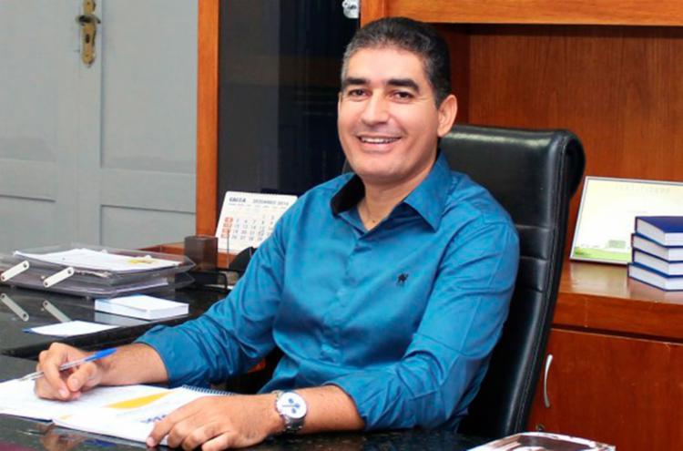 Everton Carvalho Rocha (PSDB) foi indiciado por contratar empresa sem utilizar o processo de licitação - Foto: Reprodução