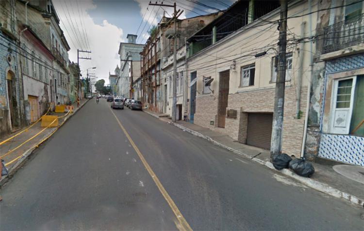 Carlos Antônio Matos dos Santos foi autuado por tentativa de feminicídio e de homicídio - Foto: Reprodução | Google Maps