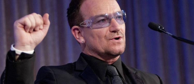 Bono se desculpa por acusações de assédio em ONG que fundou - Foto: Divulgação