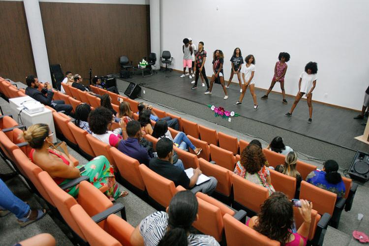 O evento contou com apresentações culturais e artísticas - Foto: Luciano da Matta l Ag. A TARDE