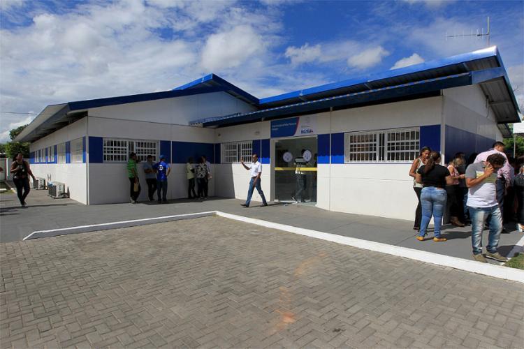 A nova unidade de perícia foi entregue nesta quinta-feira, 1º, pelo governo estadual - Foto: Alberto Coutinho l Gov-BA