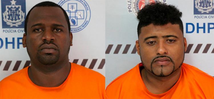 Suspeitos foram presos em janeiro deste ano e voltaram a ser capturados - Foto: Divulgação | SSP