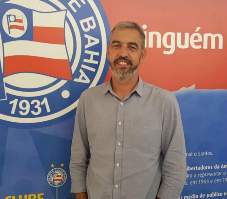 Marcelo Vilhena chega para substituir Marcelo Lima e comandará a categoria até o sub-23 - Foto: Divulgação   EC Bahia