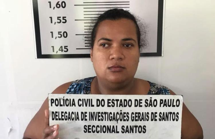 Elaine era vizinha da vítima - Foto: Divulgação | Polícia Civil