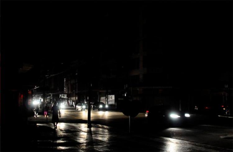 Apagão afetou municípios das regiões Norte e Nordeste - Foto: Reprodução | Twitter