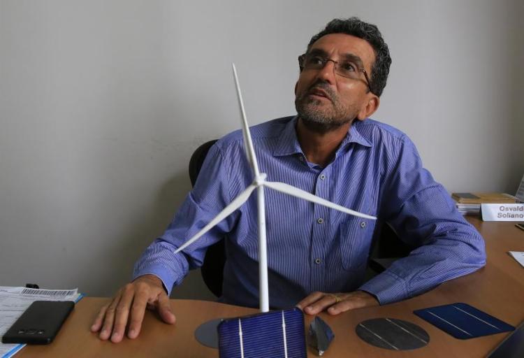 Para Osvaldo Soliano, o Brasil terá 30% da matriz energética representada por fontes alternativas até 2030 - Foto: Margarida Neide / Ag. A TARDE
