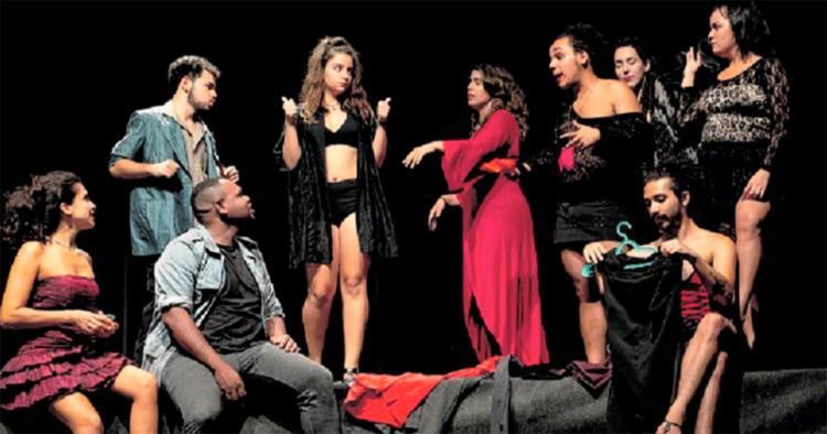 Jovens atores escolheram texto do dramaturgo francês Bernard-Marie Koltés - Foto: Diney Araújo | Divulgação