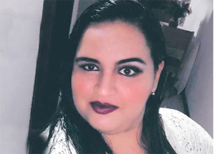 Andreza atraía as vítimas através de sites de relacionamentos e WhatsApp - Foto: Arquivo Pessoal
