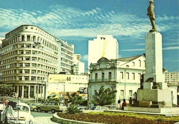 Exposição vai retratar cidade de Salvador na época do poeta Castro Alves - Foto: Divulgação   Ipac