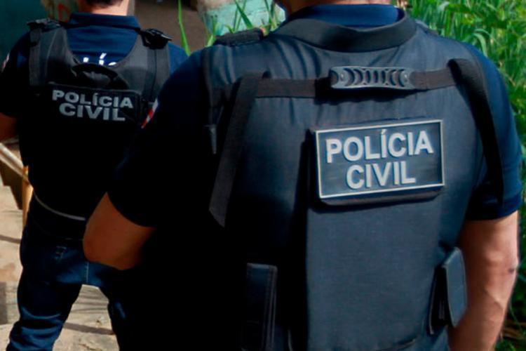 Danilo Souza Barbosa foi baleado após tentar escapar do cerco policial - Foto: Divulgação | Polícia Civil