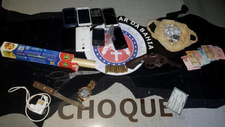 Material foi encontrado na casa de Mateus Lima da Silva