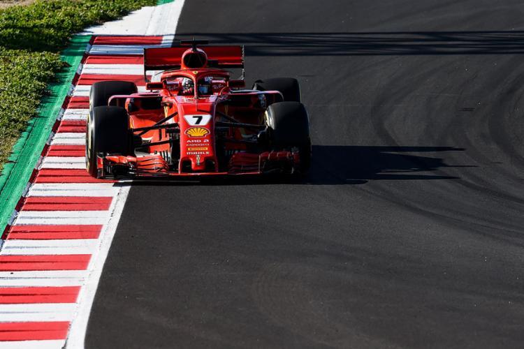 A Ferrari terminou os oito dias de testes na pista espanhola com os dois melhores tempos - Foto: Josep Lago | AFP