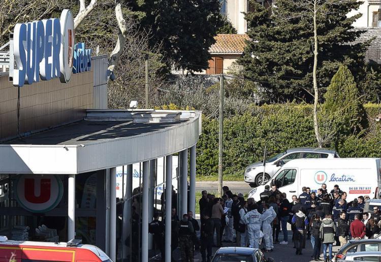 Estado Islâmico disse que foi responsável por ataques - Foto: Pascal Pavani | AFP