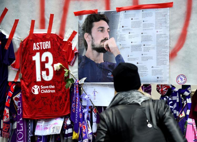 Zagueiro morreu aos 31 anos enquanto estava concentrado para o jogo no final de semana - Foto: Fillipo Monteforte | AFP