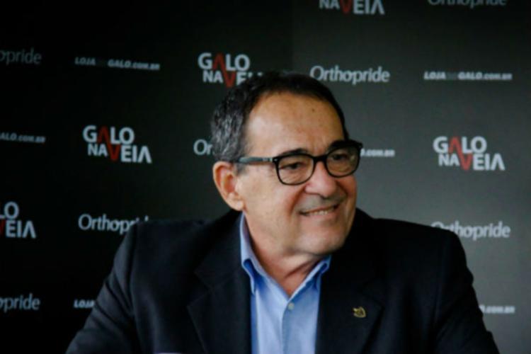 Ícone do vôlei brasileiro e mundial, Bebeto morreu nesta terça-feira, 13 - Foto: Reprodução   Clube Atlético Mineiro