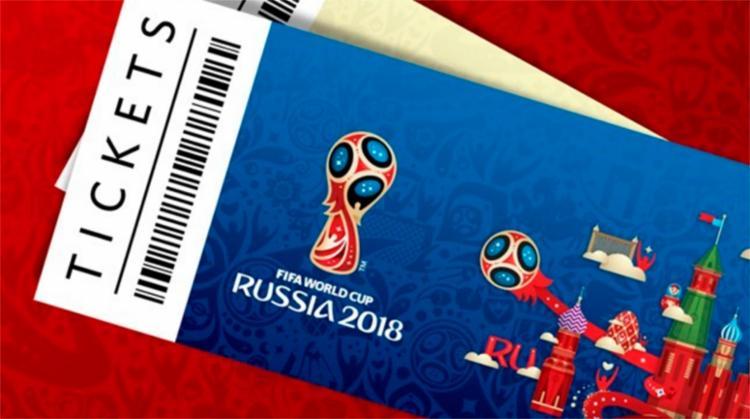 Ingressos são vendidos pelo site da Fifa - Foto: Reprodução | FIFA