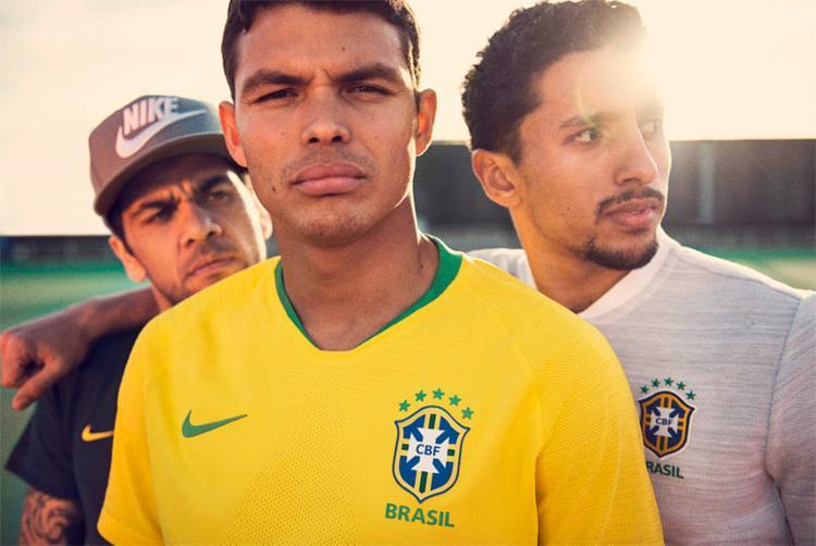 Camisa principal será usada pela primeira vez no amistoso contra a Alemanha - Foto: Divulgação   CBF