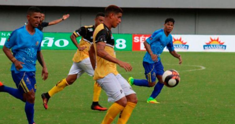 PFC-Cajazeiras venceu a primeira no campeonato - Foto: Francisco Galvão   Reprodução   FBF