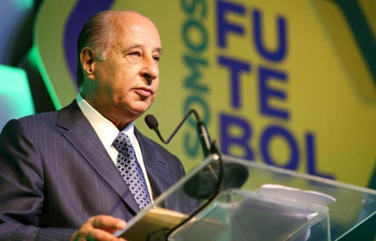 Ele foi punido por corrupção, por aceitar presentes de forma indevida e gestão desleal - Foto: Lucas Figueiredo | CBF