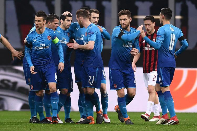 Time inglês venceu por 2 a 0 e calou o San Siro - Foto: Marco Bertorello | AFP