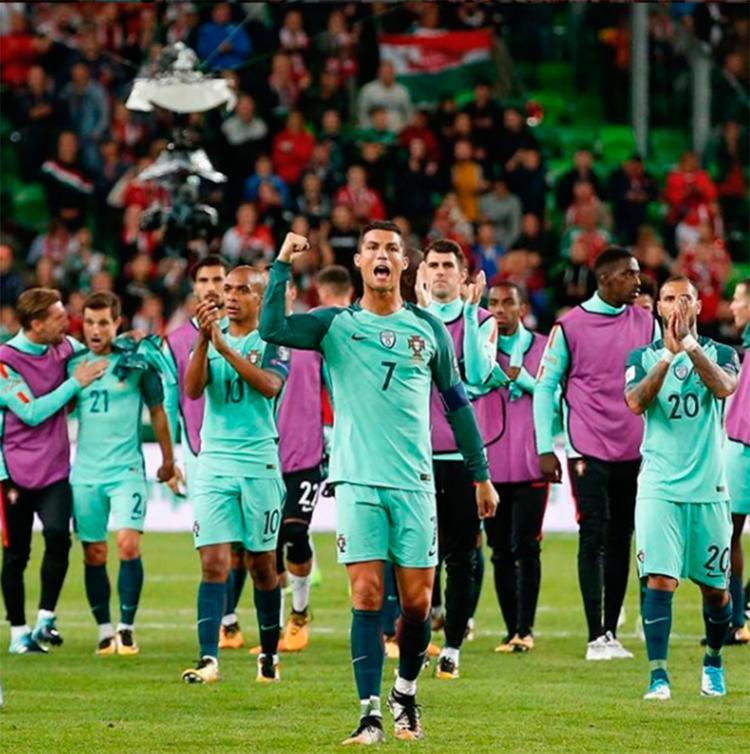 Seleção portuguesa é a atual campeã européia - Foto: Reprodução | Instagram