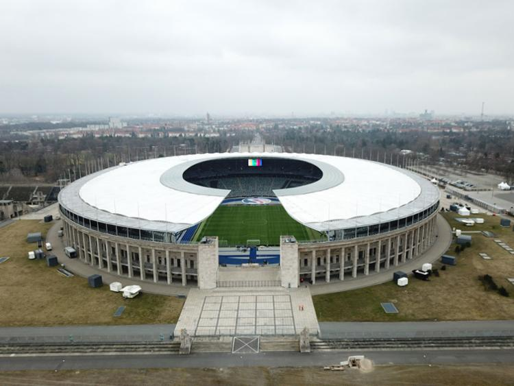 Amistoso será no estádio Olímpico de Berlim nesta terça, 27 - Foto: Lucas Figueiredo   CBF