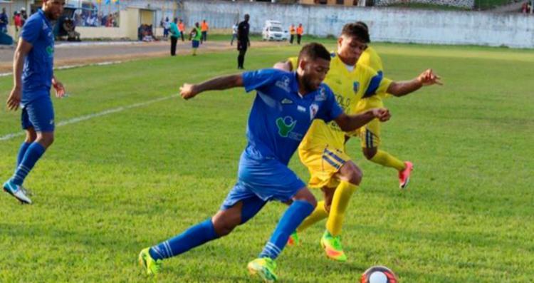 Granadeiro venceu o Colo Colo em Ilhéus - Foto: Hilton Oliveira | Reprodução | FBF