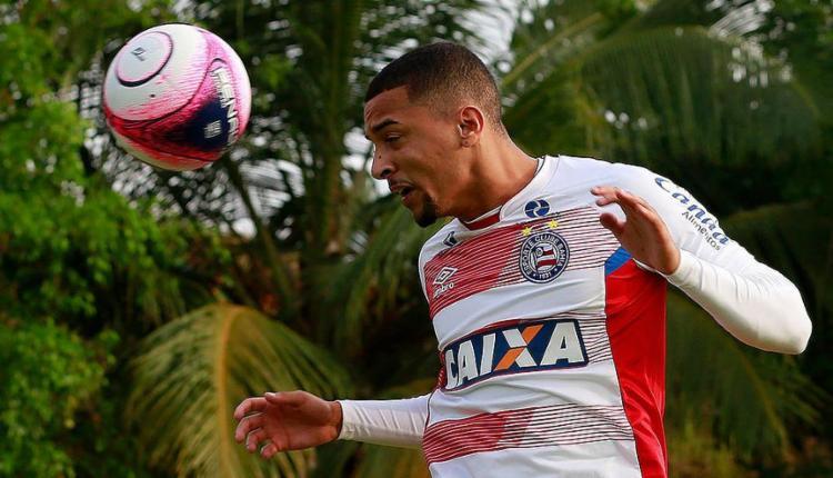 Volante voltará ao time titular do Tricolor contra a Juazeirense - Foto: Felipe Oliveira l EC Bahia