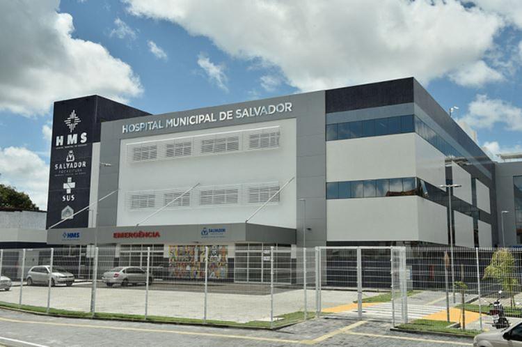 O hospital está localizado no bairro de Boca da Mata - Foto: Max Haack l Secom-PMS