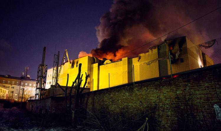 As chamas foram controladas nesta segunda, 26 - Foto: Sergei Gavrilenko   AFP