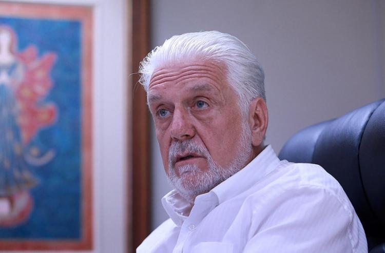 Jaques Wagner lidera pesquisas para o Senado - Foto: Adilton Venegeroles l Ag. A TARDE