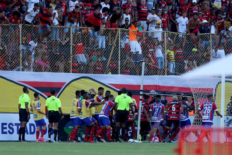Clubes entraram com recursos após a decisão em primeira instância - Foto: Felipe Oliveira | EC Bahia | 18.02.2018
