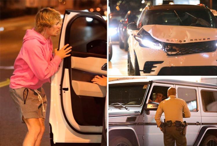 Tanto ele quanto o motorista do outro veículo não ficaram feridos - Foto: Reprodução   Twitter