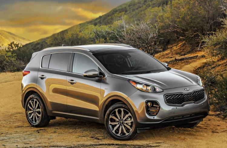 O SUV médio é o modelo global mais vendido da Kia - Foto: Divulgação