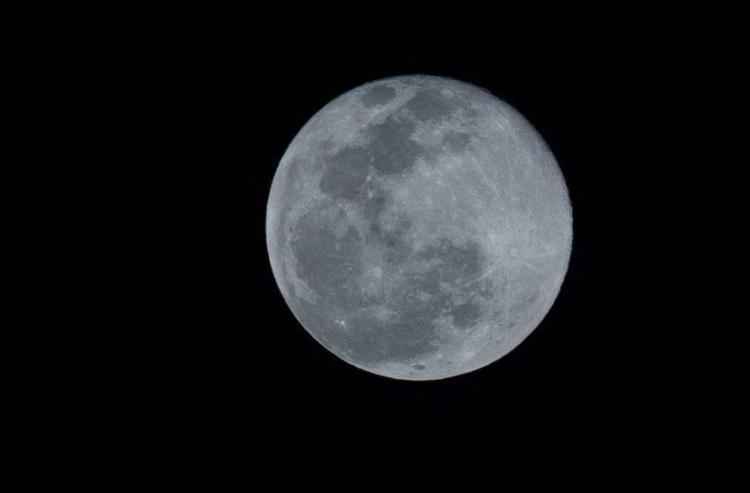 A próxima Blue Moon só vai acontecer em 2037 - Foto: Marcello Casal Jr | Agência Brasil | Fotos Públicas